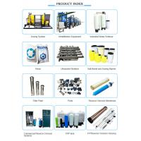 reverse osmosis water purification system