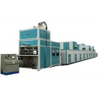 China Auto Reciprocating /Turnover Pulp Molding Machine for Industrail Package / Flower Pot wholesale