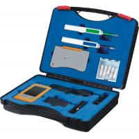 China Complete Fiber Optic Cleaning Kits Including A+B Cleaning Pen Cleaning Tape Inspection Probe wholesale