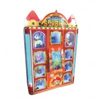 China Space Saver Gift Vending Machine Simple Gameplay Mode Smooth Operation on sale