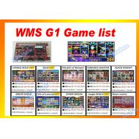 China Wms Nxt G1 Single PCB Game List VGA Game With Touch Function casino gambling machines video slot casino on sale