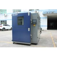 China Hot And Cold Temperature Thermal Shock Chamber With LED Touch Screen Controller wholesale
