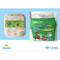 Buy cheap Private Label Breathable Newborn Baby Diaper Size 3 4 5 With Magic Tapes from wholesalers
