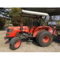 Buy cheap 62HP Second Hand Excavators Japan Made Kubota M5700 Tractor from wholesalers