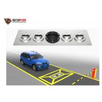 China High quality fixed under vehicle inspection system used in airport manufacturer wholesale