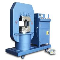 China Wire Rope Press Hydraulic Swaging Machine High Strength Alloy Steel Body on sale