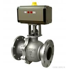 China pneumatic actuator ball valve wholesale