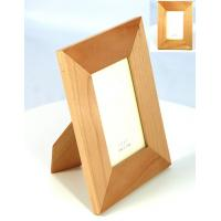 China Maple wood photo frame or Picture frame 3*5'' on sale