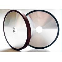 Buy cheap Cemented Carbide Resin Bond Diamond Wheels Fast Cutting High Strength Strong from wholesalers