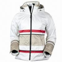 China Ladies' ski jackets for 2013 winter, good quality, various colors and sizes are available on sale