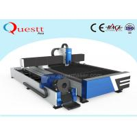 China Easy Maintenance CNC Metal Laser Cutting Machine 1000W With Humanization Design System wholesale