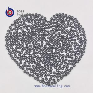 China Black EPDM rubber o ring acid resistance and alkali resistance o-ring EPDM wholesale