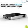 China HD Dual Core Smart Android TV Box / Google TV Box wholesale