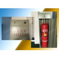 Colorless 180L FM200 Fire Extinguishing System With Single Cabinet