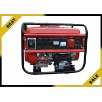 China Forced Four Stroke Gasoline Electric Generator 6.5 Horsepower Construction Used on sale