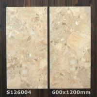 China 600x1200MM Modern Stone Marble Design Cheap Price Inside Floor Mixed Pattern Washroom Wall wholesale