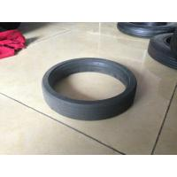 China Rubber Powder Solid Rubber Tyres For Wheelbarrow , 4.00-8 BT29 on sale