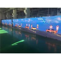 China Full Color P3.9 LED wall display screen , advertising LED message display board wholesale