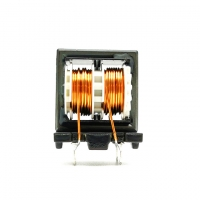 China 0.25mm Wire UU 9.8 Electrical Line Filter Common Mode Inductor wholesale