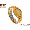 China Digital automatic luxury watch brand wrist womenquartz watch wholesale