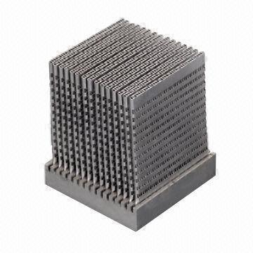 Patent Heatsink with 0.023W\/mk Air Conductiv