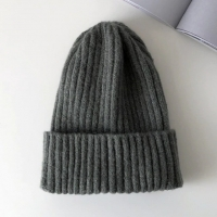 Buy cheap Candy Colors Women Knitted Beanie Hats Warm Kpop Style Wool from wholesalers