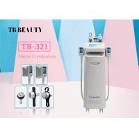 China Cavitation Fat Freezing Coolsculpting Cryolipolysis Body Slimming Machine For Weight Loss on sale
