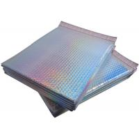 """China 8.5""""X14.5"""" #3 Iridescent Bubble Mailer Coloured Bubble Envelopes For Packaging wholesale"""