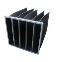 China Recycled Washable Industrial Air Filters Large Flow Capacity Good Seal For HVAC System on sale