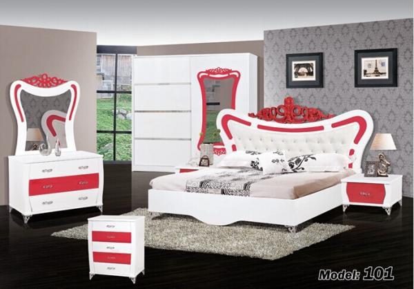 Quality Modern classical bedroom furniture bedroom set for sale