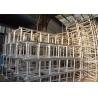 Aluminum Scaffolding Stage Lighting Modular Truss System Rust Resistance for sale