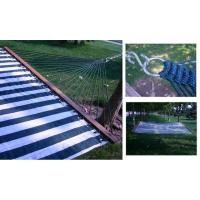 China Multi-color Stripe Quilted Hammock wholesale