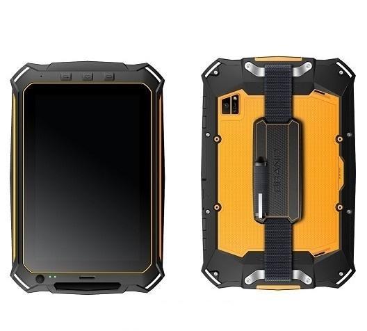 Quality PC rocailleux de comprimé de comprimé du PC p100 de quadruple d'appel rocailleux du noyau 3G ; IP de pouce 1280*800 de la taille 7 for sale