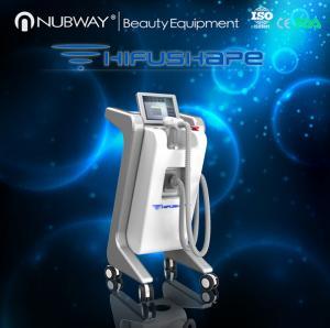 China hifu body slimming machine / Ultrashape body shaping machine / liposonix on sale
