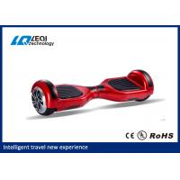 China Hand Free Off Road Hoverboard With Samsung Battery And Bluetooth , Led Light wholesale