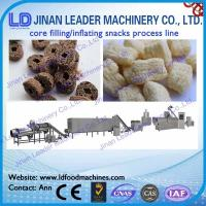China Customized design high efficiency corn puff making machine wholesale