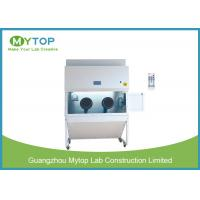 China Laboratory Class III Biological Safety Cabinet , Clean Air Biosafety Cabinet wholesale