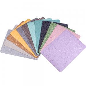 China Waterproof Commerical 2mm Pvc Plastic Roll Pvc Plank Floor for Hospital Pvc Anti-static Floor Vinyl Flooring on sale