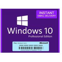 China 32/64 Bit Genuine Windows 10 Ultimate Online Download With Lifetime Guarantee wholesale