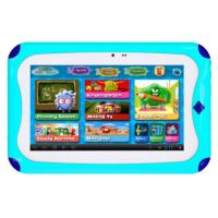 China Colorful shockproof 8G / 16G wifi kids tablet computer for drawing , custom wholesale