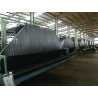 China Lake Dike Woven Geotextile Filter Fabric High Strength Drainage on sale