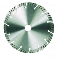 China Diamond Saw Blade for Cutting Reinforced, Cured Concrete & Hard Bricks wholesale