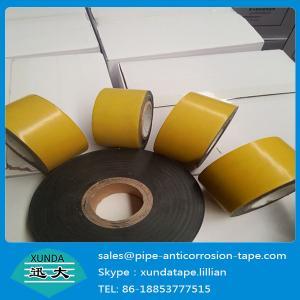 China China xunda company asphalt tape pipe wrap T600 wholesale