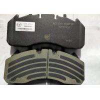 China High Temperature Brake Pads Resistant No Noise With 100% Testing on sale