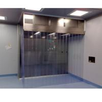 China PVC Curtain Door Dispensing Booth GMP Standard With HEPA Filter wholesale
