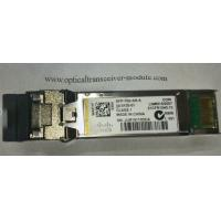 China Network Switch SFP Optical Transceiver Module SFP-10G-SR-S Low Power Dissipation on sale