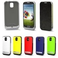 China Samsung Accessories Colorful Rechargeable External Battery Case wholesale
