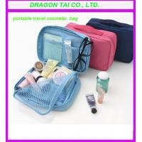Travel Cosmetic Toiletry Bag, travel sundry bag, size 20*14*6cm