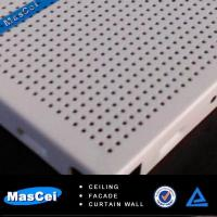 China Painted Ceiling Tiles and Perforated Sheet Metal on sale