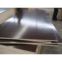 China WBP film faced plywood , high quality film faced plywood on sale